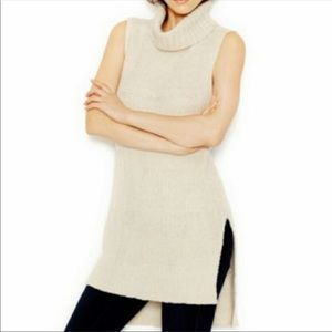 Rachel Rachel Roy Wool Blend Sleeveless Sweater XL